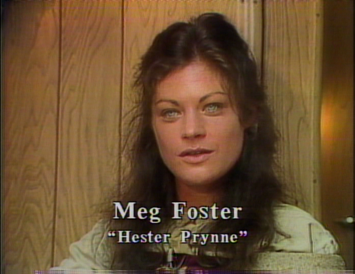 meg foster eyes color