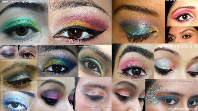 summer eye makeup ideas