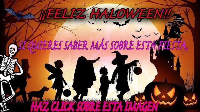 Historia sobre Halloween