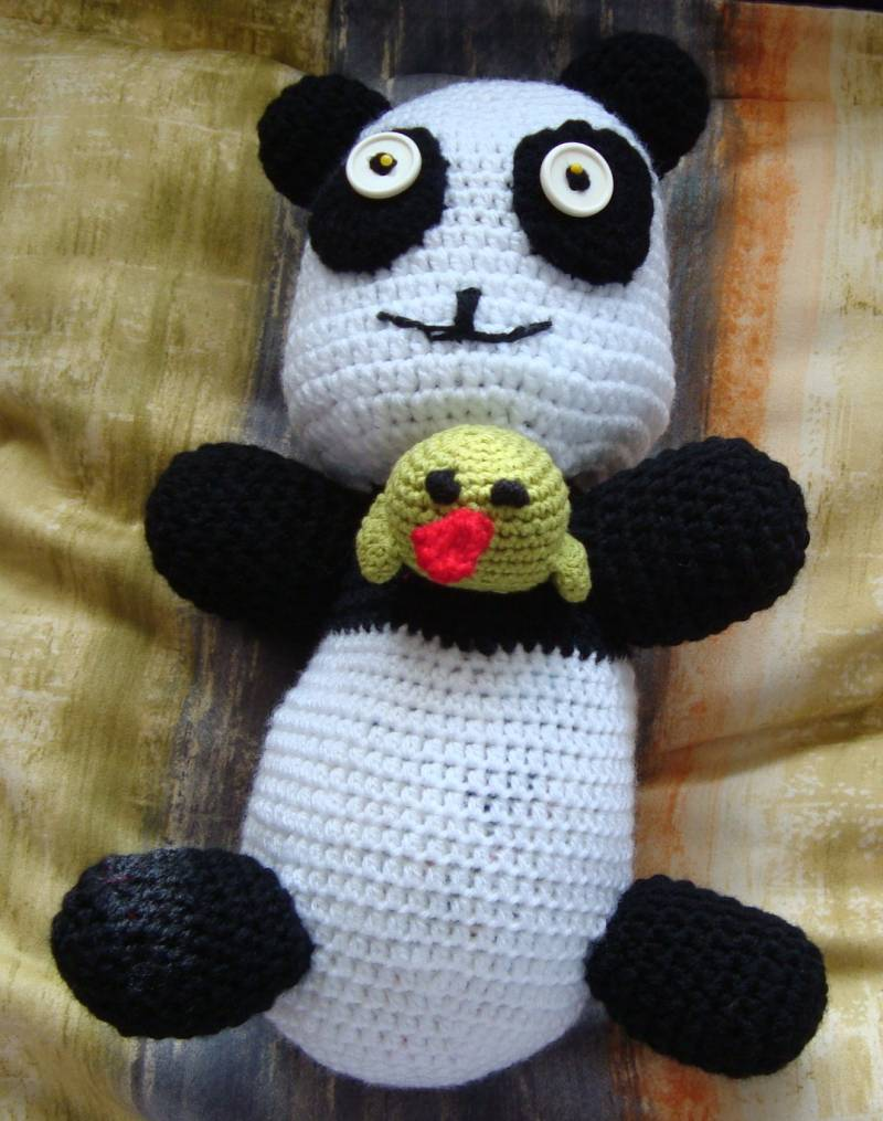 Amigurumi Panda Rojo : Oso Tattoo Pictures to Pin on Pinterest Page 2