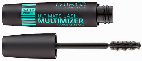 CATRICE Ultimate Lash Multimizer Volume Mascara WP NEU