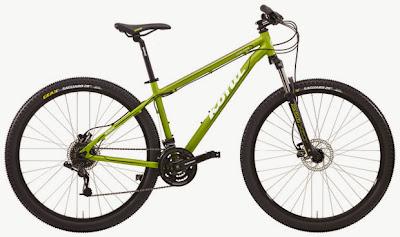 2014 Kona Lava Dome 29er Bike