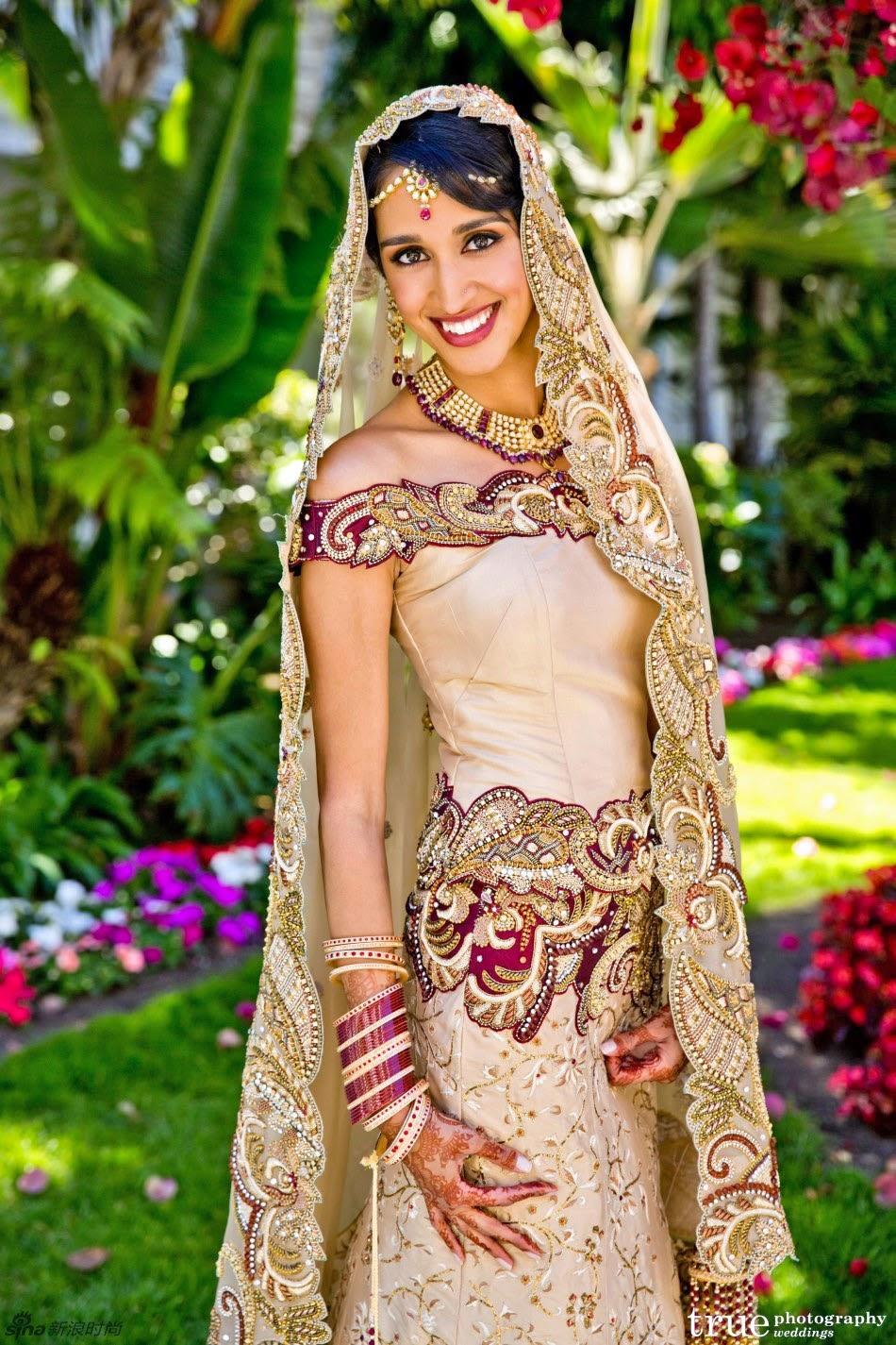 Bilder enthüllen Luxus bei Hochzeit in Indien | Gerrys Blog
