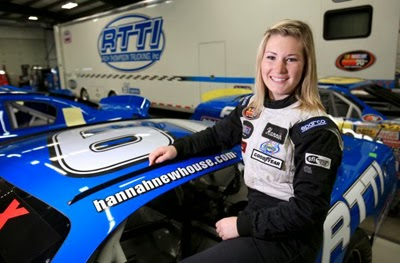 Hannah Newhouse Signs with JD Motorsports for Full SRL Schedule