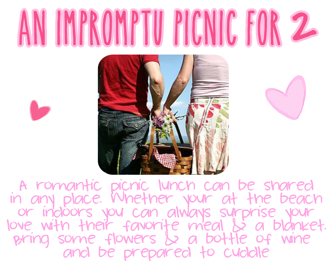 6 Romantic Gestures to make your spouse smile - LaurenPaints.com - Impromptu Picnic