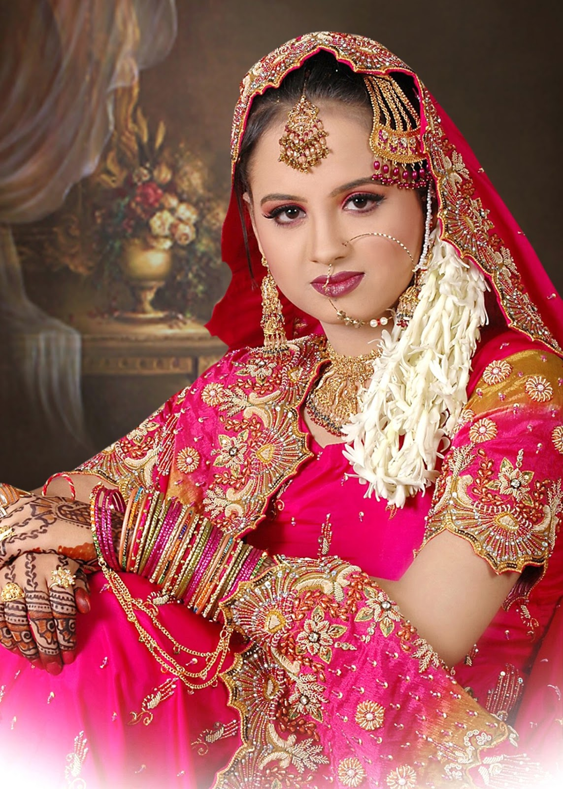dulhan hd wallpaper - 28 images - beautiful dulhan makeup pic