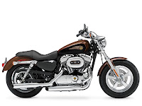 2013 Harley-Davidson XL1200C Sportster 1200 Custom pictures 1