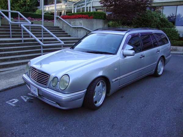 Daily turismo 10k long roof narwhal 1998 mercedes benz for Mercedes benz 10k