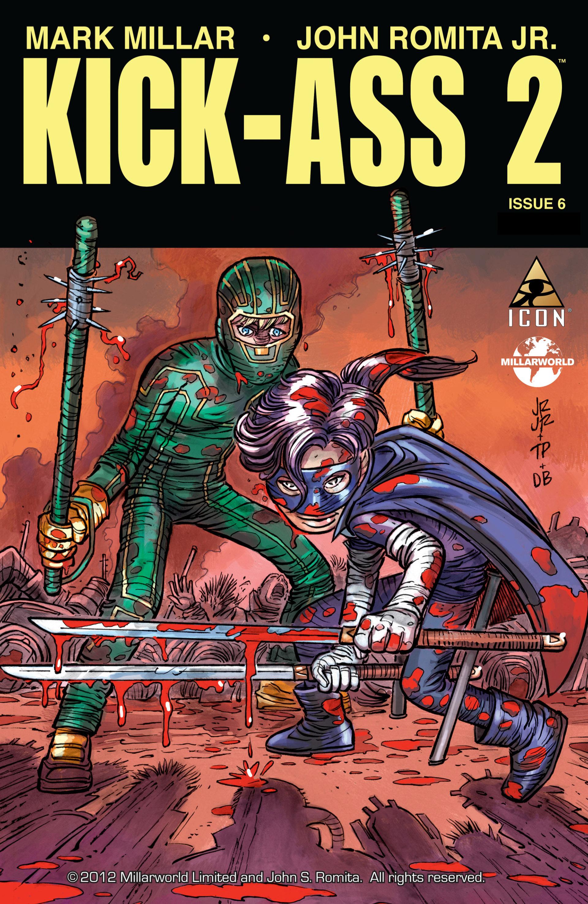 Kick-Ass 2 6 Page 1
