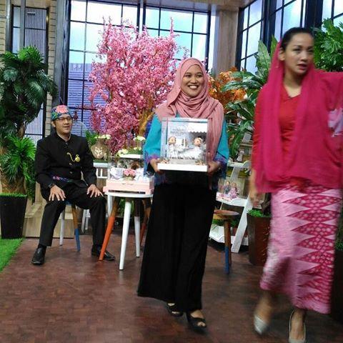 Kuchiwalang Art @ Pagi-Pagi Net TV