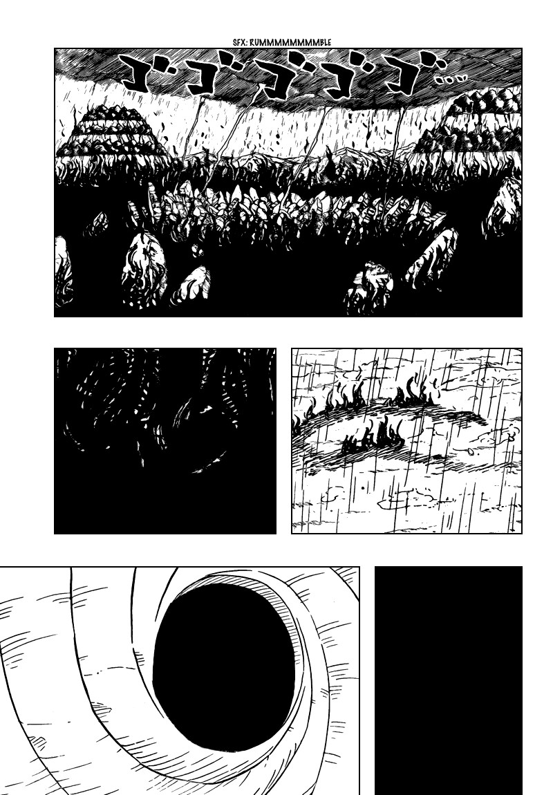 Naruto chap 394 Trang 11 - Mangak.info