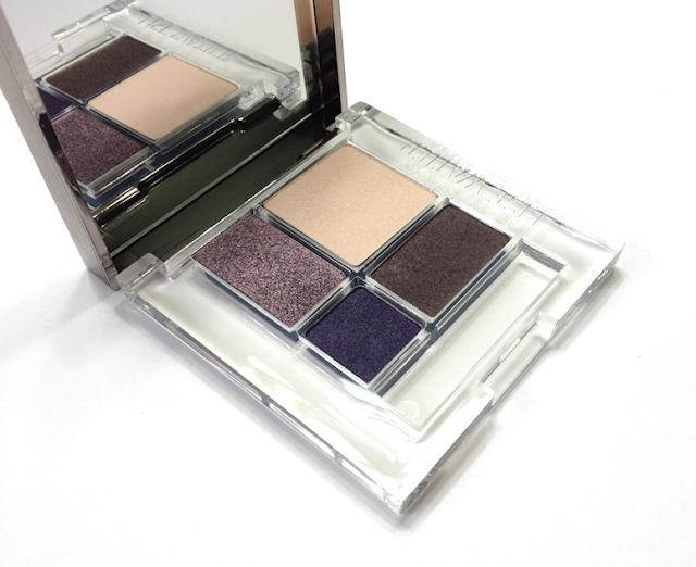 Lise Watier tartantastique Fall 2013 Collection - Quatuor Eyeshadow Quartet in Les Mauves
