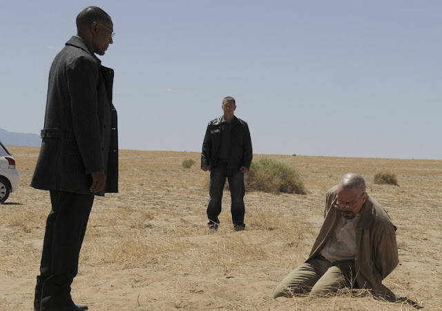 "Breaking Bad – ""Crawl Space"" Season 4 Episode 11"