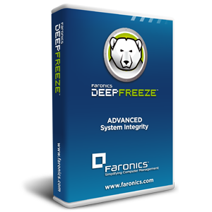 DEEP FREEZE 7.51.020.4170 FINAL Incl KEY