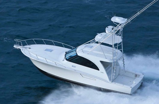 Preparing itself for the upcoming Miami boat show, Cabo has just a couple of ...