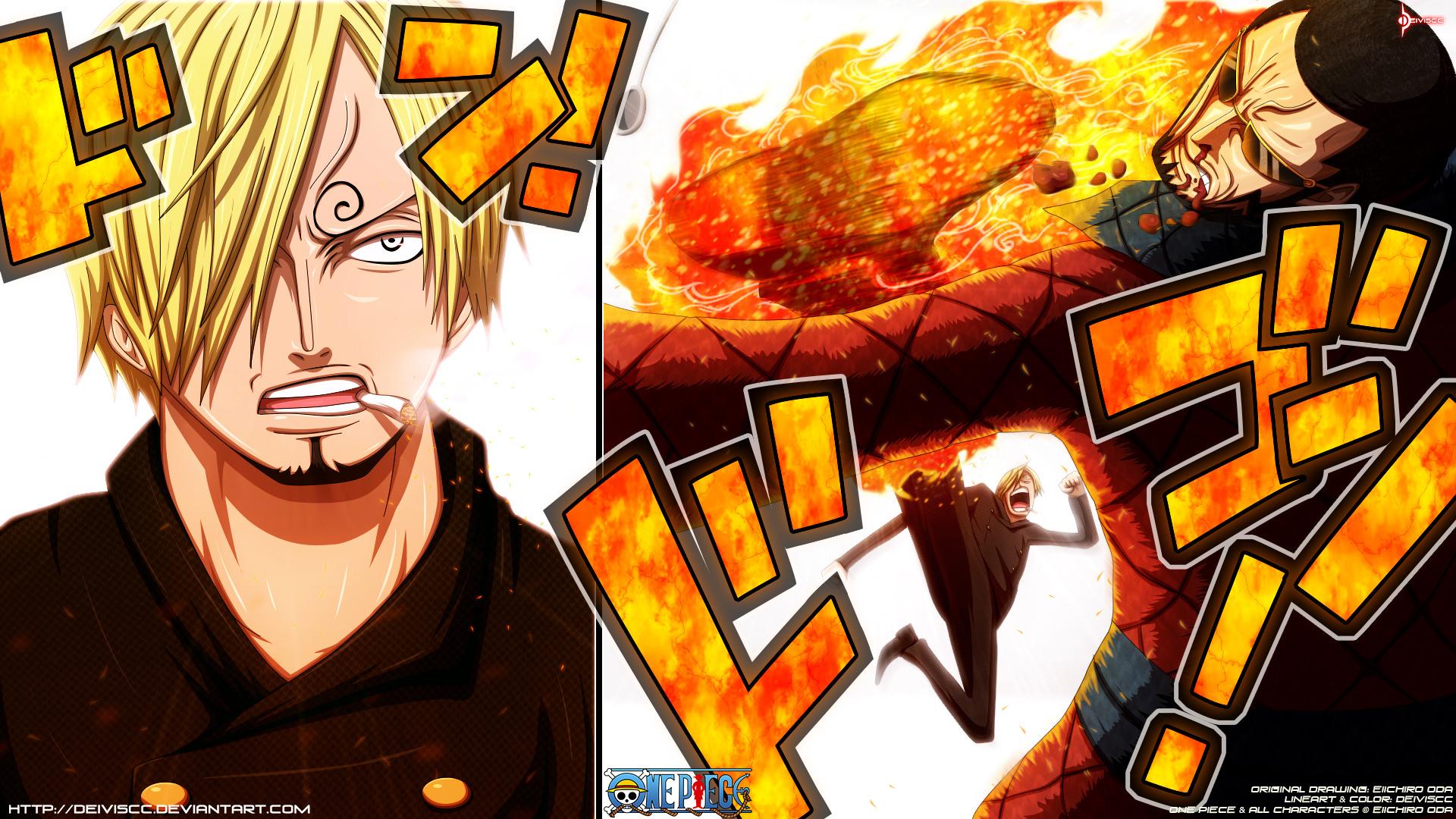 One Piece Chapter 682: Kẻ chủ mưu 019
