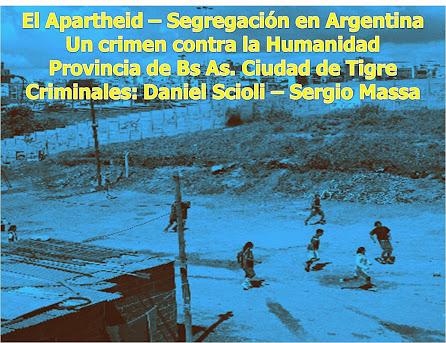 Apartheid en Argentina