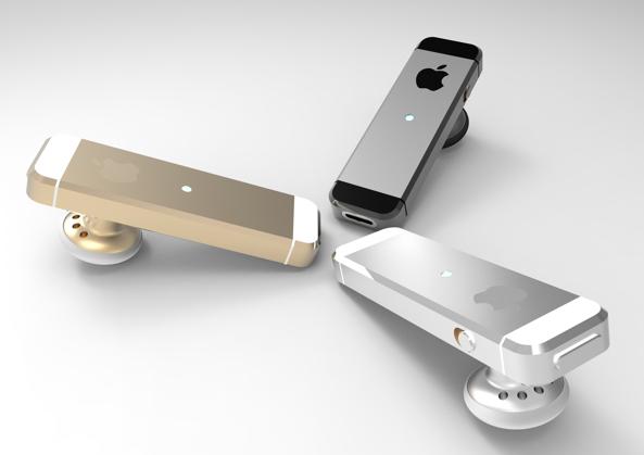 Tai nghe bluetooth phong cách iPhone 5s, ảnh 5