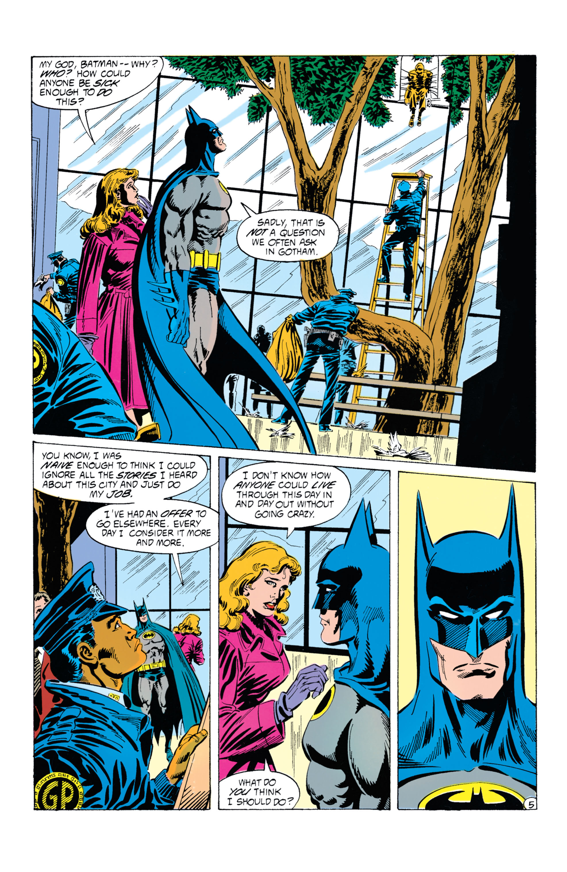 Detective Comics (1937) Issue #628 Page 6