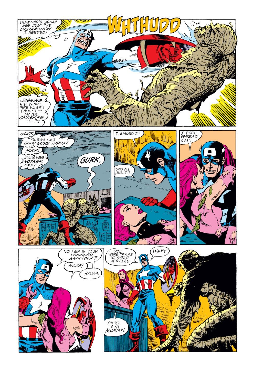Captain America (1968) Issue #361 #294 - English 13