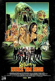 Ver: Return to Nuke 'Em High. Volume 1 (2013)