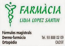 Farmàcia Lidia Lopez