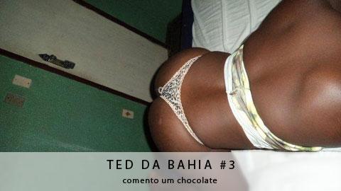 Ted Bahia