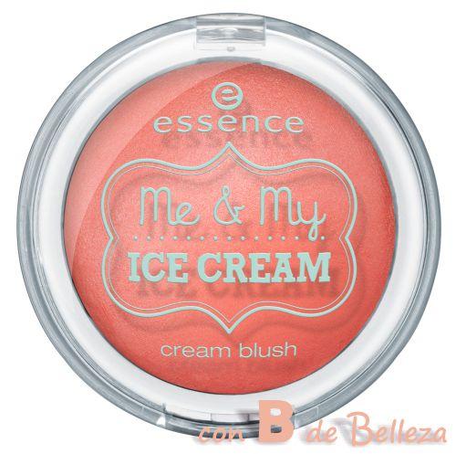 Blush Ice bomb