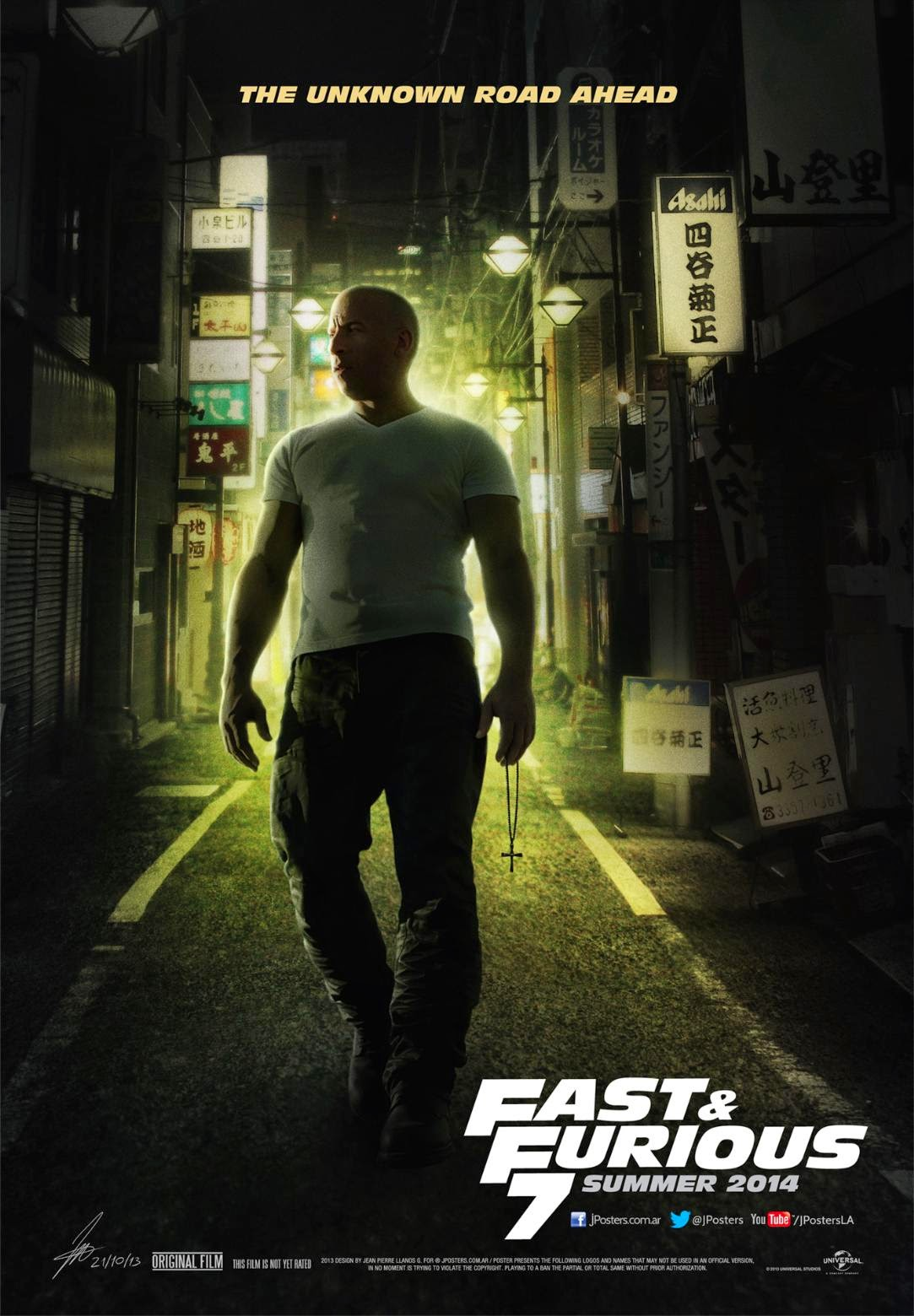 BeenToTheMovies Fast Furious 7