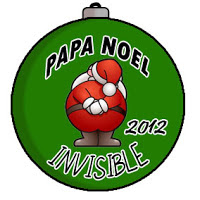 Papá Noel invisible 2012