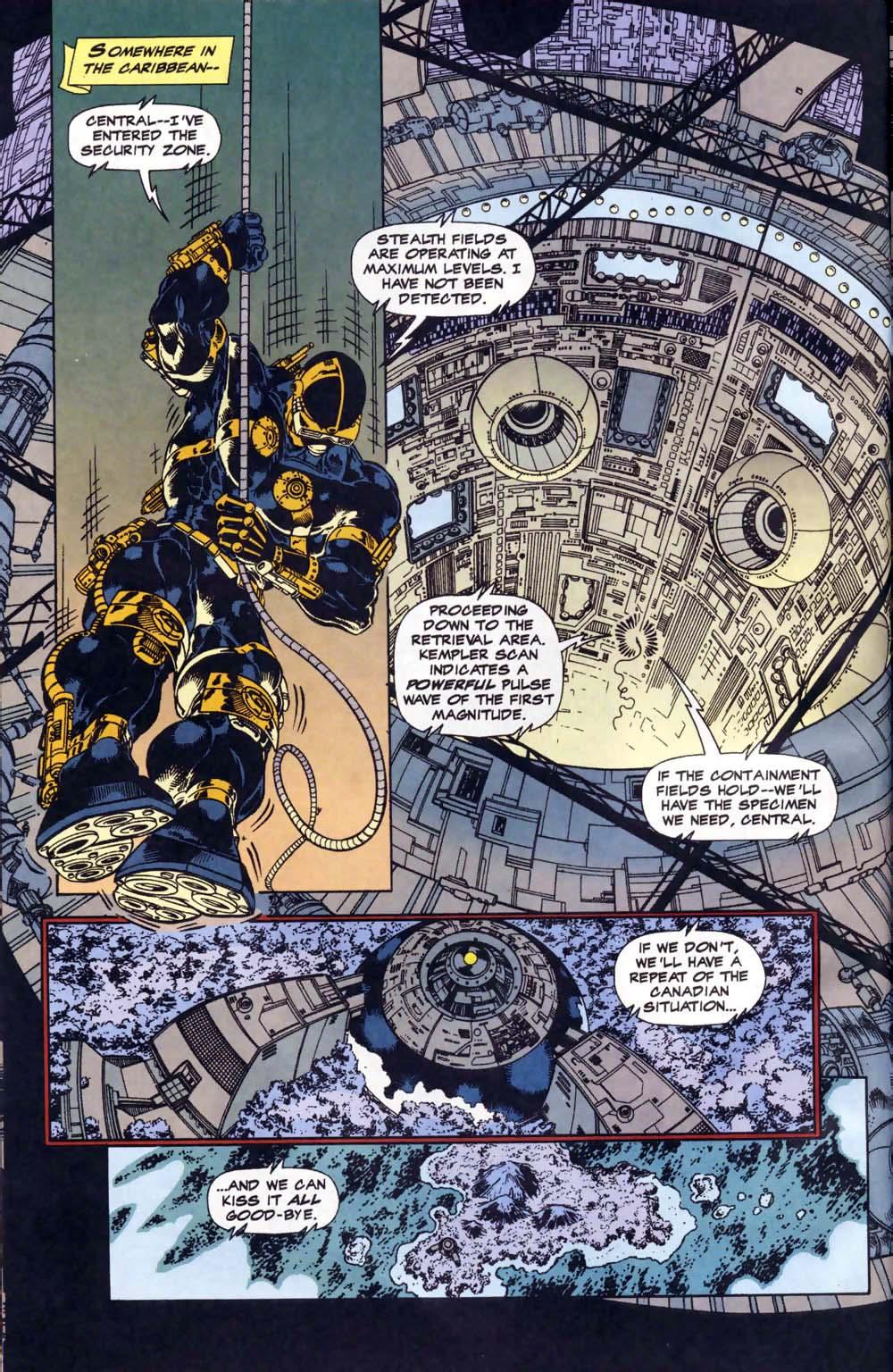 Captain America (1968) Issue #439c #391 - English 7