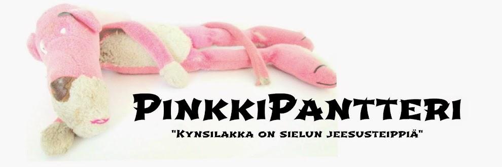 PinkkiPantteri