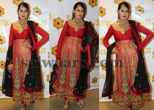 Sasya's Salwar Kameez