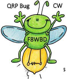 F8WBD QRP/QRPp CW Station