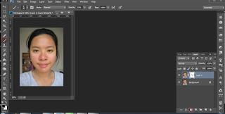 Editing Foto Dengan Photoshop Untuk Membuat Digital Make Up Sederhana Dan Menarik