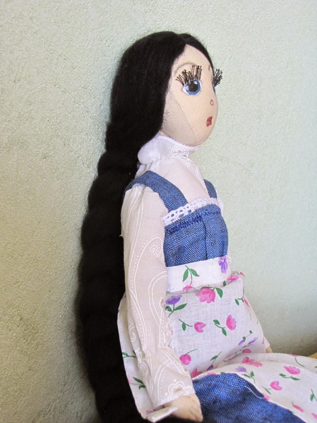 Как сшить куклу Лалалупси 49