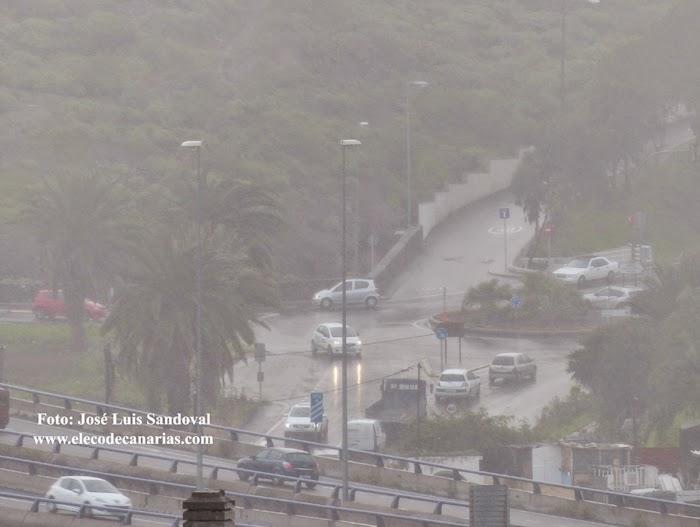 Lluvia, viento y frío Gran Canaria 15 diciembre Las palmas