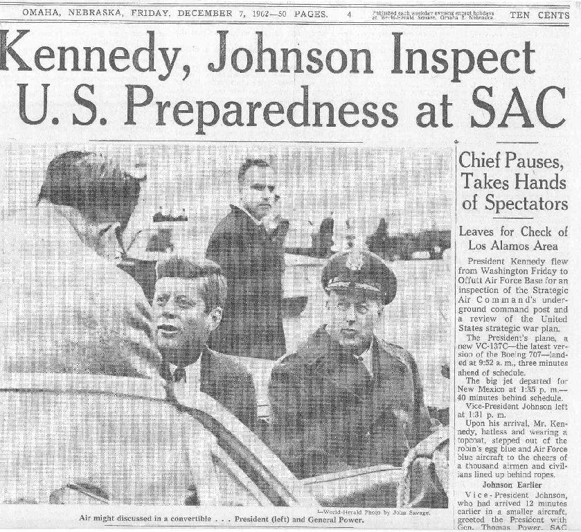 SA SAM SULLIMAN BESIDE JFK'S LIMO