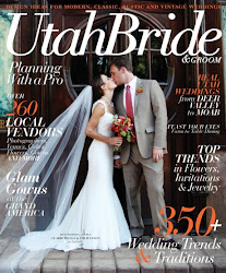 Featured in 2012 Utah Bride &amp; Groom