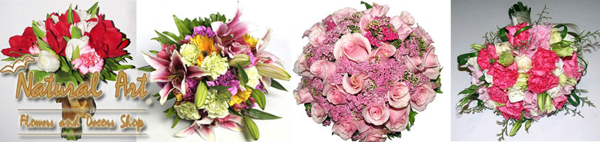 Natural Art Flowers and Decors - Wedding Florist and Stylist in Metro Manila