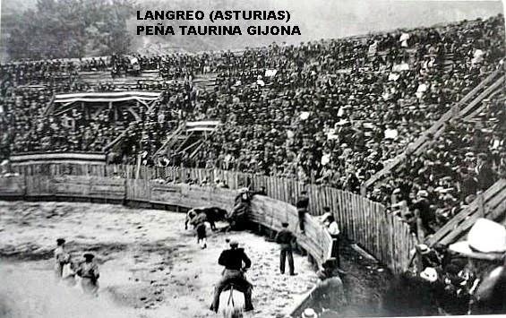Langreo Asturias  toros