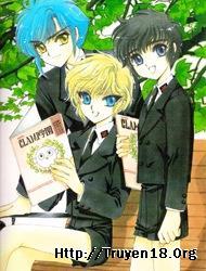 Clamp Gakuen Tanteidan (Clamp School Detectives)