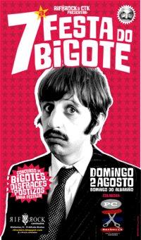 7ª FESTA DO BIGOTE!