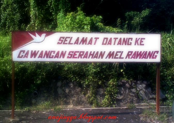 pos malaysia cawangan serahan mel rawang