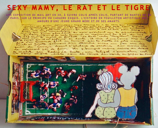 SEXY MAMY, LE RAT ET LE TIGRE