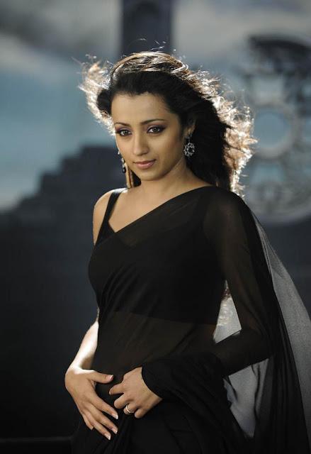 Black Saree Photos