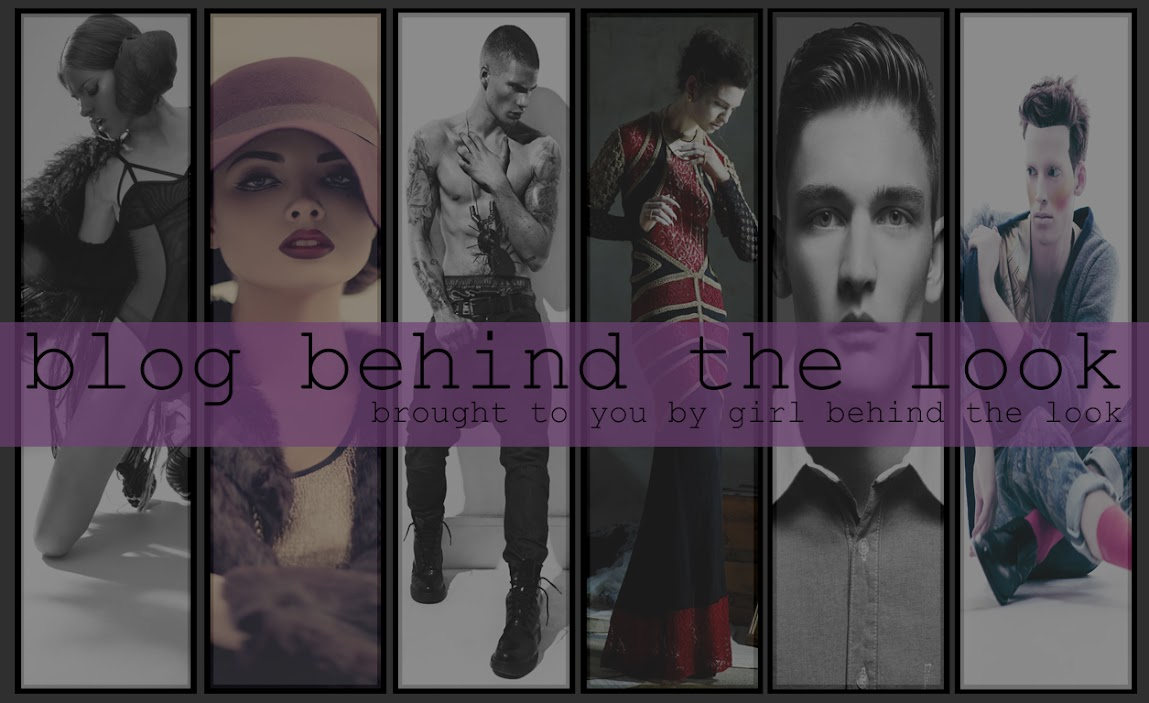 Blog Behind the Look