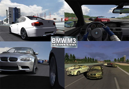 BMW M3 Challenge Portable