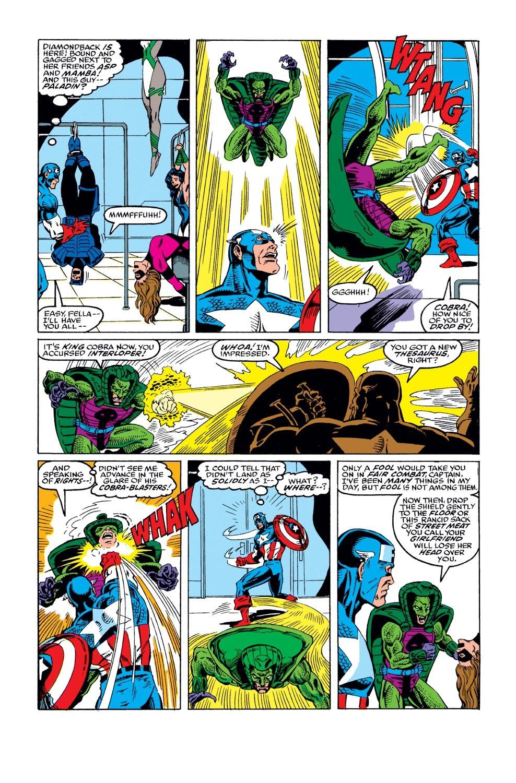 Captain America (1968) Issue #382 #315 - English 13