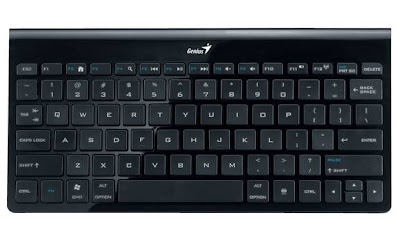 Teclado portatil bluetooth